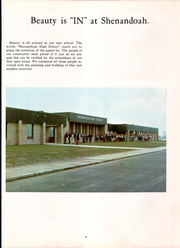 Page 13, 1968 Edition, Shenandoah High School - Raider Yearbook (Middletown, IN) online yearbook collection