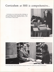 Page 14, 1968 Edition, Shenandoah High School - Raider Yearbook (Middletown, IN) online yearbook collection