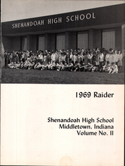 Page 3, 1969 Edition, Shenandoah High School - Raider Yearbook (Middletown, IN) online yearbook collection
