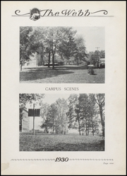 Page 13, 1930 Edition, Brownstown High School - Webb Yearbook (Brownstown, IN) online yearbook collection