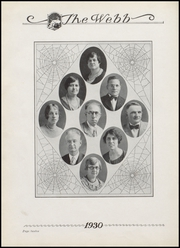 Page 16, 1930 Edition, Brownstown High School - Webb Yearbook (Brownstown, IN) online yearbook collection