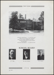 Page 12, 1934 Edition, Brownstown High School - Webb Yearbook (Brownstown, IN) online yearbook collection