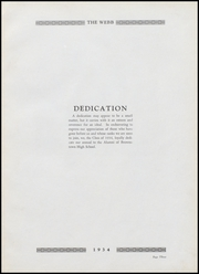 Page 7, 1934 Edition, Brownstown High School - Webb Yearbook (Brownstown, IN) online yearbook collection