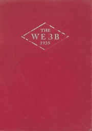 1935 Edition, Brownstown High School - Webb Yearbook (Brownstown, IN)
