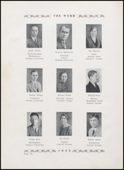 Page 10, 1935 Edition, Brownstown High School - Webb Yearbook (Brownstown, IN) online yearbook collection