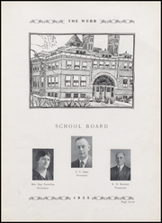 Page 11, 1935 Edition, Brownstown High School - Webb Yearbook (Brownstown, IN) online yearbook collection