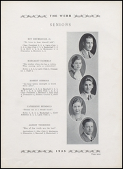 Page 13, 1935 Edition, Brownstown High School - Webb Yearbook (Brownstown, IN) online yearbook collection