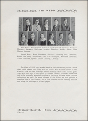 Page 8, 1935 Edition, Brownstown High School - Webb Yearbook (Brownstown, IN) online yearbook collection