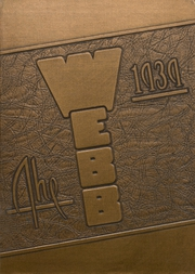 1939 Edition, Brownstown High School - Webb Yearbook (Brownstown, IN)