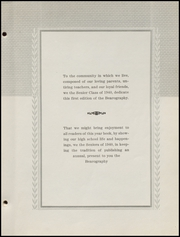 Page 7, 1940 Edition, Brownstown High School - Webb Yearbook (Brownstown, IN) online yearbook collection
