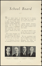 Page 8, 1941 Edition, Brownstown High School - Webb Yearbook (Brownstown, IN) online yearbook collection