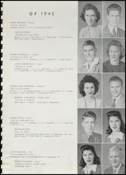 Page 13, 1945 Edition, Brownstown High School - Webb Yearbook (Brownstown, IN) online yearbook collection
