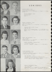 Page 14, 1945 Edition, Brownstown High School - Webb Yearbook (Brownstown, IN) online yearbook collection