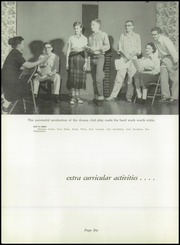 Page 10, 1955 Edition, Wiley High School - Wileyan Yearbook (Terre Haute, IN) online yearbook collection