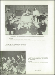 Page 11, 1955 Edition, Wiley High School - Wileyan Yearbook (Terre Haute, IN) online yearbook collection