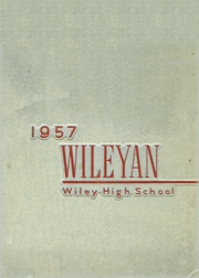 Page 1, 1957 Edition, Wiley High School - Wileyan Yearbook (Terre Haute, IN) online yearbook collection