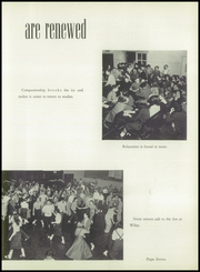 Page 11, 1957 Edition, Wiley High School - Wileyan Yearbook (Terre Haute, IN) online yearbook collection