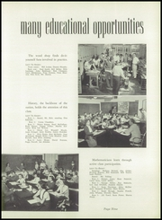 Page 13, 1957 Edition, Wiley High School - Wileyan Yearbook (Terre Haute, IN) online yearbook collection