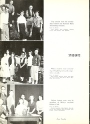 Page 16, 1959 Edition, Wiley High School - Wileyan Yearbook (Terre Haute, IN) online yearbook collection