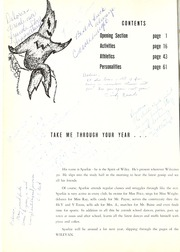 Page 6, 1959 Edition, Wiley High School - Wileyan Yearbook (Terre Haute, IN) online yearbook collection
