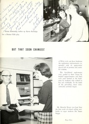 Page 9, 1959 Edition, Wiley High School - Wileyan Yearbook (Terre Haute, IN) online yearbook collection