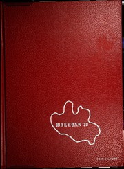 Page 1, 1970 Edition, Wiley High School - Wileyan Yearbook (Terre Haute, IN) online yearbook collection
