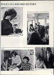 Page 91, 1970 Edition, Wiley High School - Wileyan Yearbook (Terre Haute, IN) online yearbook collection