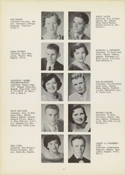 Page 10, 1957 Edition, Linton Stockton High School - Revue Yearbook (Linton, IN) online yearbook collection