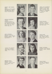 Page 12, 1957 Edition, Linton Stockton High School - Revue Yearbook (Linton, IN) online yearbook collection