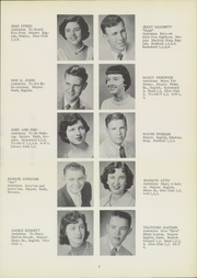 Page 13, 1957 Edition, Linton Stockton High School - Revue Yearbook (Linton, IN) online yearbook collection