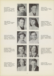Page 14, 1957 Edition, Linton Stockton High School - Revue Yearbook (Linton, IN) online yearbook collection
