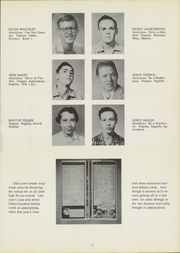 Page 15, 1957 Edition, Linton Stockton High School - Revue Yearbook (Linton, IN) online yearbook collection