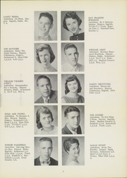 Page 9, 1957 Edition, Linton Stockton High School - Revue Yearbook (Linton, IN) online yearbook collection