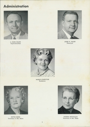 Page 9, 1958 Edition, Linton Stockton High School - Revue Yearbook (Linton, IN) online yearbook collection