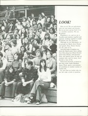 Page 7, 1977 Edition, Wapahani High School - Legend Yearbook (Selma, IN) online yearbook collection