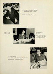 Page 13, 1944 Edition, West Side High School - Successus Yearbook (Union City, IN) online yearbook collection