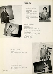 Page 14, 1944 Edition, West Side High School - Successus Yearbook (Union City, IN) online yearbook collection