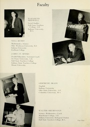 Page 15, 1944 Edition, West Side High School - Successus Yearbook (Union City, IN) online yearbook collection