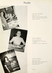 Page 16, 1944 Edition, West Side High School - Successus Yearbook (Union City, IN) online yearbook collection