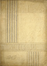 Page 1, 1945 Edition, West Side High School - Successus Yearbook (Union City, IN) online yearbook collection