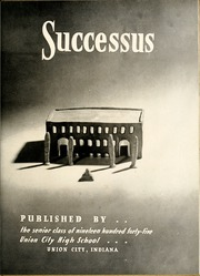 Page 5, 1945 Edition, West Side High School - Successus Yearbook (Union City, IN) online yearbook collection