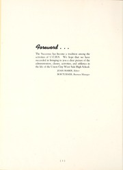 Page 6, 1945 Edition, West Side High School - Successus Yearbook (Union City, IN) online yearbook collection