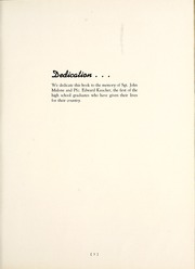 Page 7, 1945 Edition, West Side High School - Successus Yearbook (Union City, IN) online yearbook collection