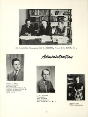 Page 12, 1949 Edition, West Side High School - Successus Yearbook (Union City, IN) online yearbook collection
