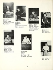 Page 14, 1949 Edition, West Side High School - Successus Yearbook (Union City, IN) online yearbook collection