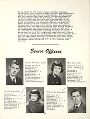 Page 16, 1949 Edition, West Side High School - Successus Yearbook (Union City, IN) online yearbook collection