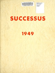 Page 5, 1949 Edition, West Side High School - Successus Yearbook (Union City, IN) online yearbook collection