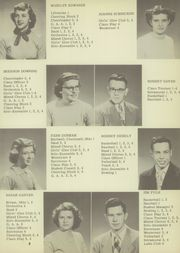 Page 13, 1951 Edition, West Side High School - Successus Yearbook (Union City, IN) online yearbook collection