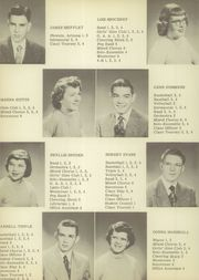 Page 16, 1951 Edition, West Side High School - Successus Yearbook (Union City, IN) online yearbook collection