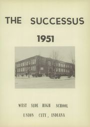 Page 5, 1951 Edition, West Side High School - Successus Yearbook (Union City, IN) online yearbook collection